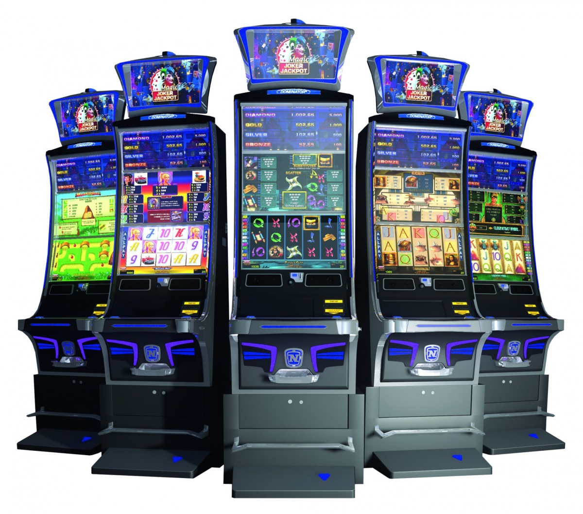 Admiral Slot Machines