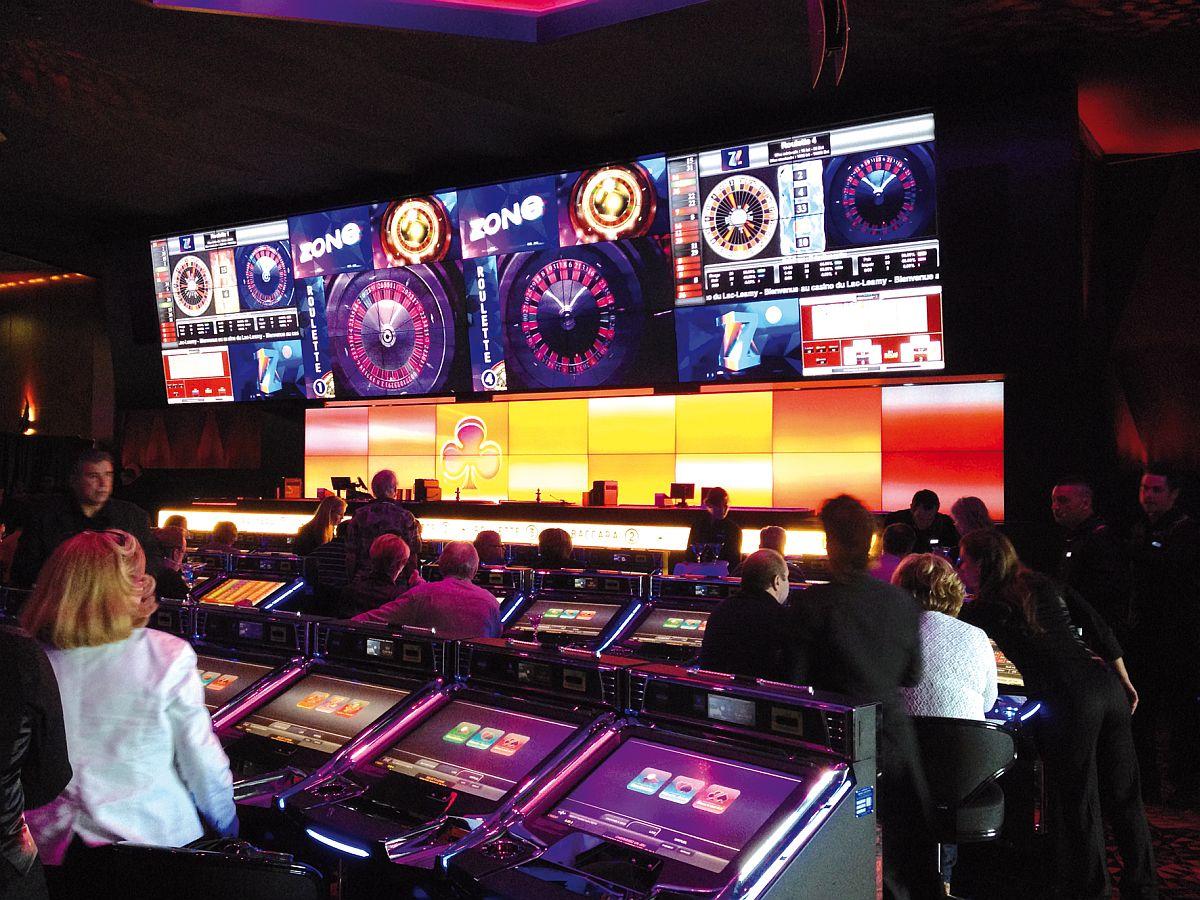 Online casino med free spins