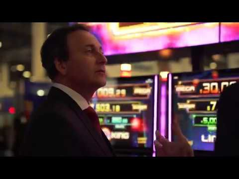Embedded thumbnail for Zitro Launches Its G2e Las Vegas Spectacular Video